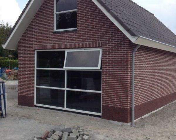 HVA Bouw Nunspeet - nieuwbouw kantoorruimte Hulshorst