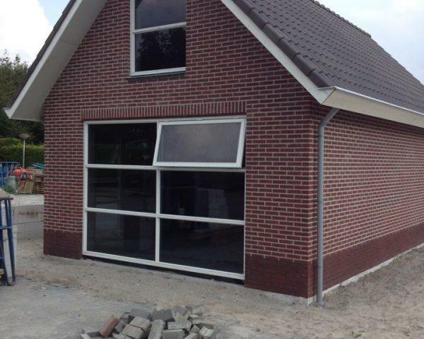 HVA Bouw Nunspeet - nieuwbouw kantoor hulshorst